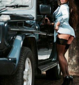 Проститутка Лиса